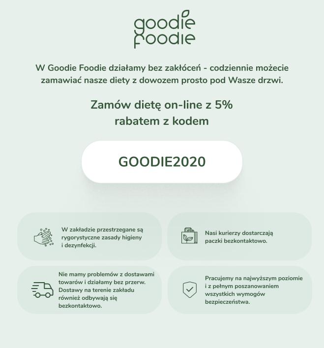 Blog Goodie Foodie - naturalnie zdrowy catering ǀ Warszawa