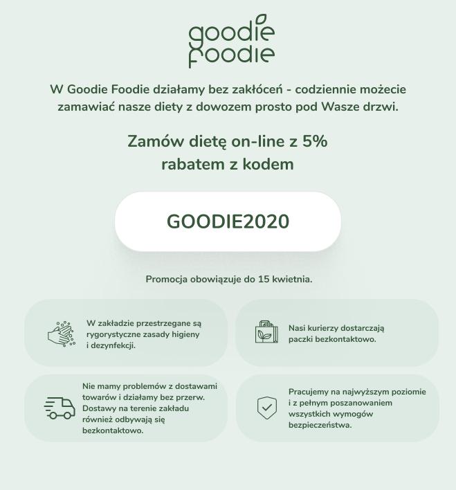 Eko Pudełka - Goodie Foodie