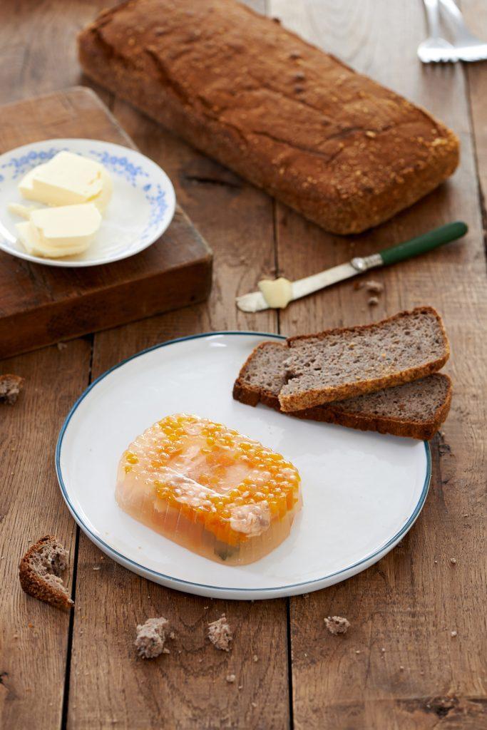 Domowy chleb gryczany